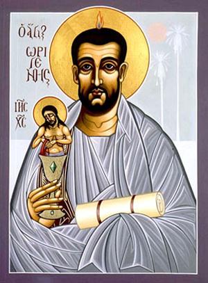 icono de Orígenes