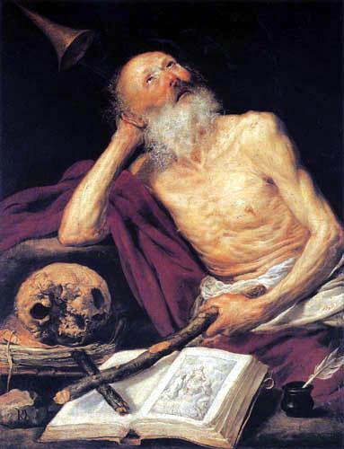 Grafía de San Jerónimo