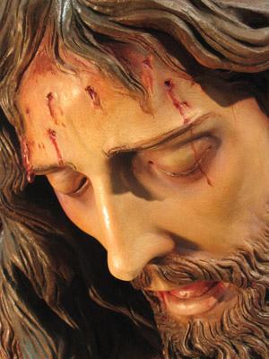 Cristo en el descendimiento