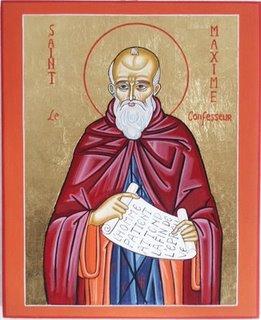 maximo confesor
