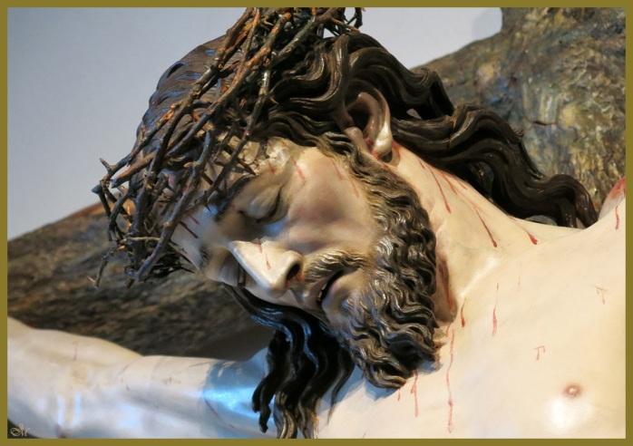 Resultado de imagen de seguir a jesus crucificado